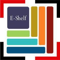 ideal-web-designer-portfolio-eshelf-library-management-system-logo